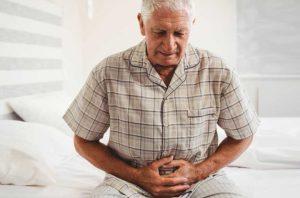 مشکلات گوارشی در سالمندان