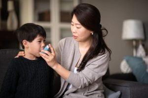 asthma caregiver