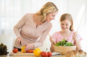 کاهش وزن در کودک