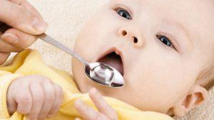 درمان کم غذایی در نوزادان
