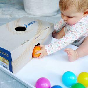 توپ و اسباب بازی مناسب کودک