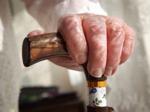 عدم توانایی تحرک و استرس در سالمندان