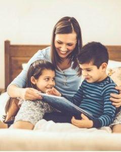 والدین و دروغ گفتن در کودک