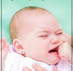 جایگزینی پستانک در نوزادان