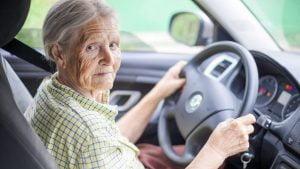 رانندگی و تاثیر استرس برسالمندان