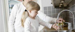 اهمیت ایمنی کودکان در آشپزخانه