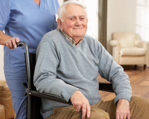 روش های مراقبت از سالمند ویلچری