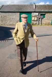 عصا در سالمندان