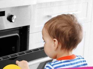 ایمن سازی آشپزخانه