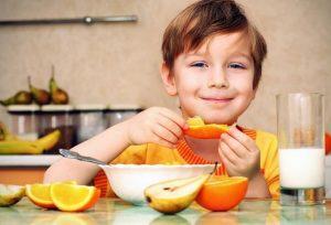 تقویت سیستم ایمنی در کودکان