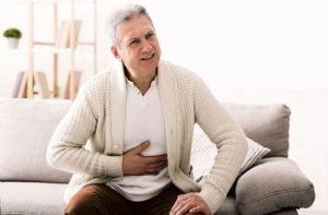 تاثیرات پیری بر دستگاه گوارش دل درد