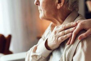 احساس امنیت در سالمند پرخاشگر