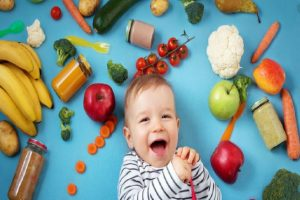 تقویت سیستم ایمنی بدن کودک