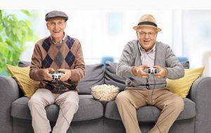 انواع سرگرمی در سالمندان