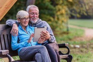 سرگرمی سالمندان و ابزار های دیجیتال