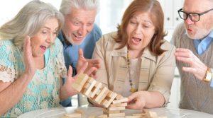 سرگرم نمودن سالمندان با بازی فکری
