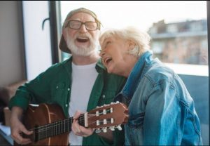 موسیقی و سرگرمی سالمندان