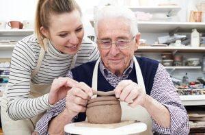 تاثیر هنر درمانی بر آلزایمر