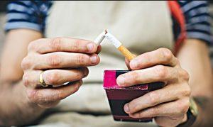 ترک سیگار و تقویت ریه
