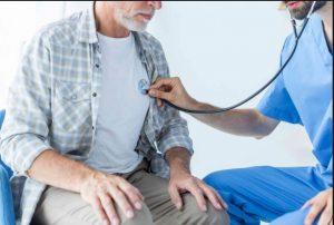 مشورت با پزشک در مورد تقویت ریه