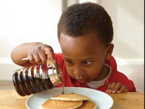 عسل و افزایش اشتهای کودک
