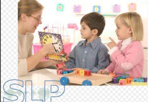 گفتار درمانی در تاخیر کلامی