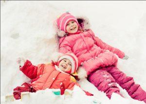 ایمنی کودک در فصل زمستان