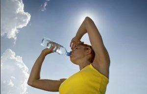 اهمیت آبرسانی به بدن