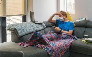 تفاوت عوارض  آنفولانزا و کویید 19