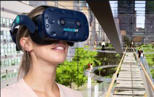 واقعیت مجازی و ترس از ارتفاع