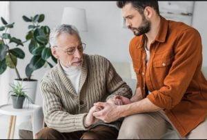 مراحل پذیرش پرستار سالمند