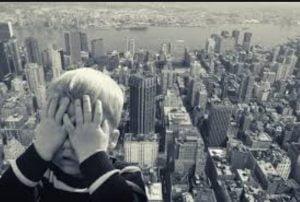 علت بروز ترس از ارتفاع