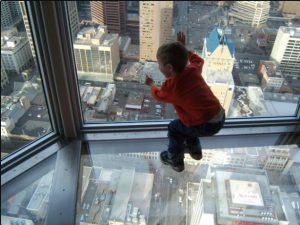 مواجهه با ارتفاع در ترس از ارتفاع