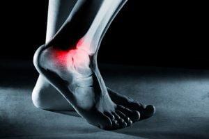 پا درد و راههای کنترل آن