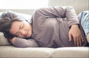 علایم شکم درد