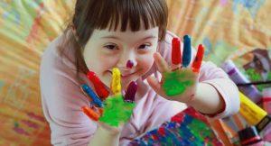 آموزش مهارت به کودکان معلول