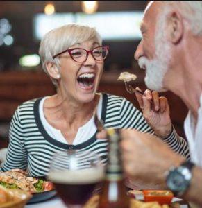 جلوگیری از پرخوری سالمندان