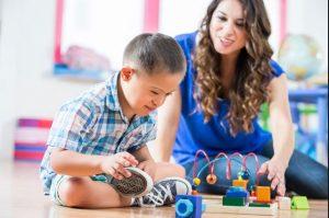 کودکان معلول و آموزش مهارت