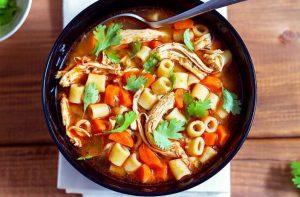غذاهای مفید و سوپ