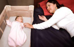 خطر سندرم مرگ ناگهانی نوزاد