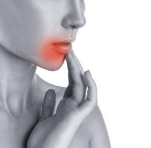علایم خشکی دهان