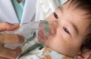 درمان تنفس سریع نوزاد
