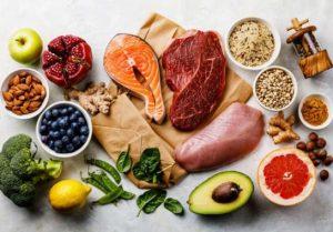 تغذیه و ناخن های سالم