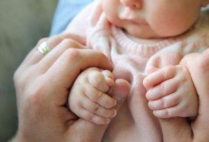 ایمنی نوزاد سه ماهه