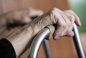 سستی در سالمندان