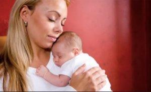 درمان سرماخوردگی نوزاد
