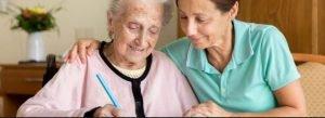 مراقبت از بیمار مبتلا به آلزایمر