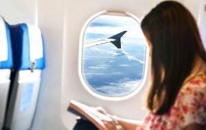 مقابله با ترس از پرواز