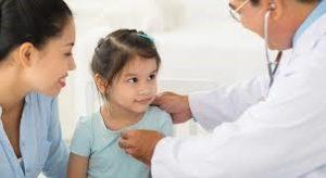 عوارض تاکیکاردی در کودکان