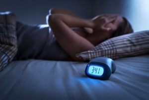 علایم بی خوابی